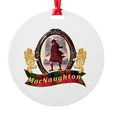 MacNaughton Clan Ornament