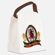 MacNaughton Clan Canvas Lunch Bag