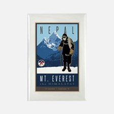 Nepal Rectangle Magnet