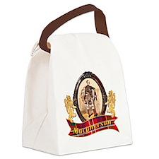 Macpherson Clan Canvas Lunch Bag