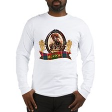MacRae Clan Long Sleeve T-Shirt