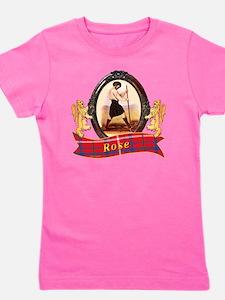 Rose Clan Girl's Tee