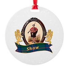 Shaw Clan Ornament