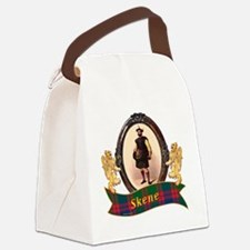 Skene Clan Canvas Lunch Bag