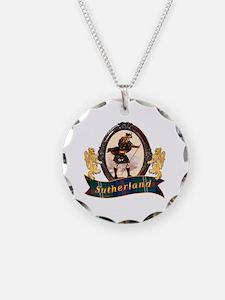 Sutherland Clan Necklace