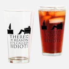 tv3 Drinking Glass