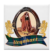 Urquhart Clan Tile Coaster