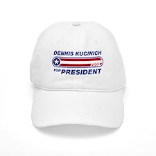 Dennis Kucinich for President Baseball Cap