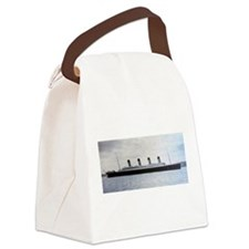 Funny Sunk Canvas Lunch Bag