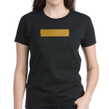 Yellow Washi Tape Strip T-Shirt