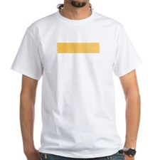 Yellow Washi Tape Strip T-Shirt