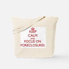 Unique Foreclosures Tote Bag