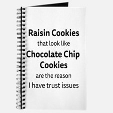 Unique Chocolate chip cookies Journal