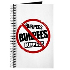 No Burpees Journal