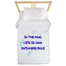 Life Is Cool Twin Duvet