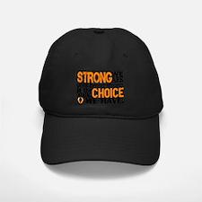 Multiple Sclerosis HowStrongWeAre Baseball Hat