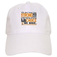 Multiple Sclerosis HowStrongWeAre Baseball Cap