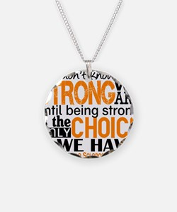 Multiple Sclerosis HowStrong Necklace
