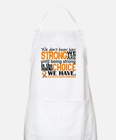 Multiple Sclerosis HowStrongWeAre Apron