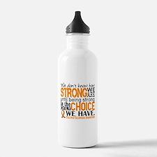 Multiple Sclerosis How Water Bottle
