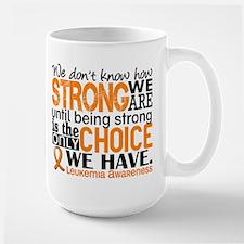 Leukemia HowStrongWeAre Mug