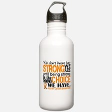 Kidney Cancer HowStron Water Bottle