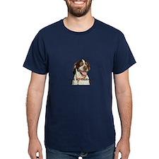 I Love My Therapist Dark T Shirt T-Shirt