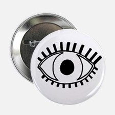 "Tribal Eye 2.25"" Button (100 pack)"