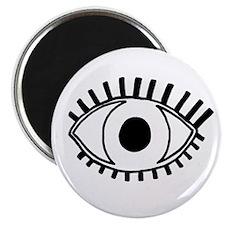 """Tribal Eye 2.25"""" Magnet (10 pack)"""