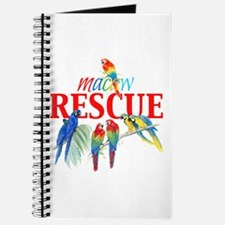 Macaw Rescue Journal