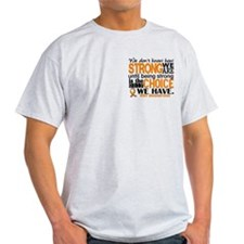 RSD How Strong We Are T-Shirt