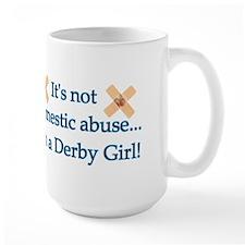 Not Domestic Abuse Mug