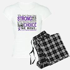 CF HowStrongWeAre Pajamas
