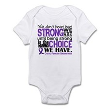 CF HowStrongWeAre Infant Bodysuit