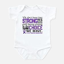 CF HowStrongWeAre Infant Bodysuit