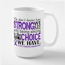 CF HowStrongWeAre Mug