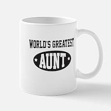 World's greatest aunt Mugs