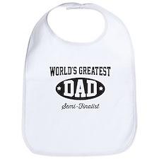 World's greatest dad semi-finalist Bib