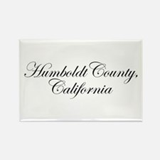 Hillbilly Deluxe Humboldt Rectangle Magnet