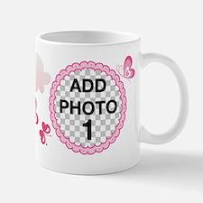 CUSTOMIZE Add 2 Photos Mugs