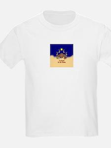 Nativity Scene Kids T-Shirt