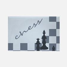 Chess King Pieces Magnets