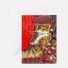 Funny Cats cute Greeting Card