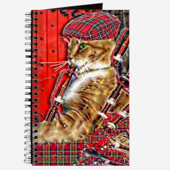 Cute Celtic music Journal