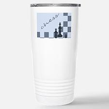 Cute Chess master Travel Mug