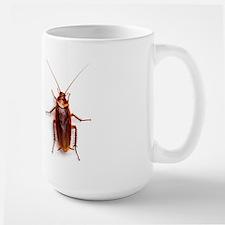 Funny Cockroach Large Mug Mugs