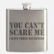 You Can't Scare Me Flask