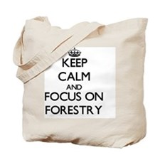 Funny Forest service Tote Bag
