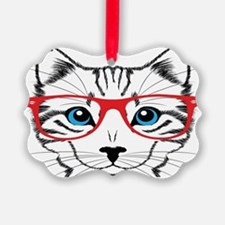 Stylish Cat Ornament