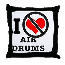 Antilove Throw Pillow